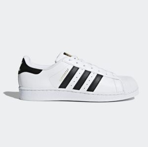 Adidas | Superstar Lace Up Sneakers 3 Stripe